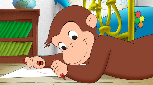 Curious George: Happy Valentine's Day, George!