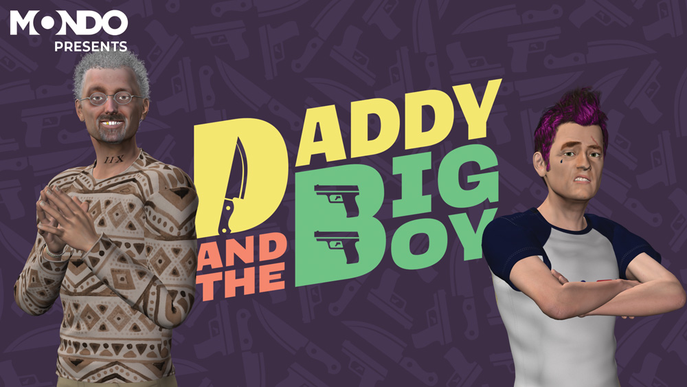 Daddy and the Big Boy