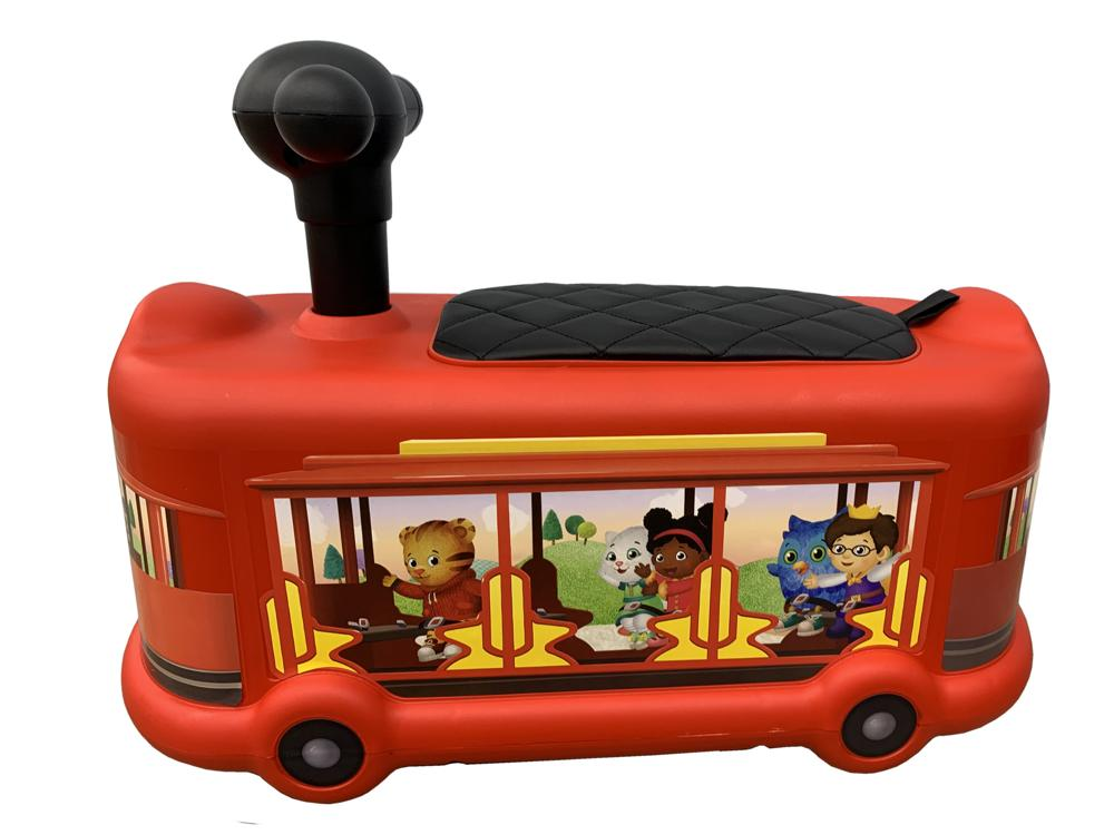 Daniel Tiger Ride-On