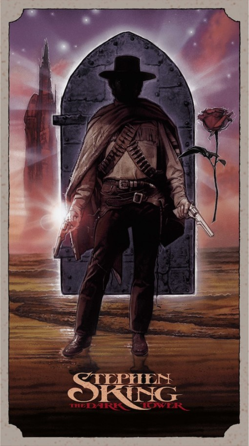 Dark Tower by Drew Struzan