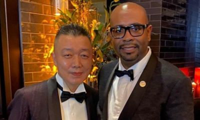 David Steward II and Peter Luo