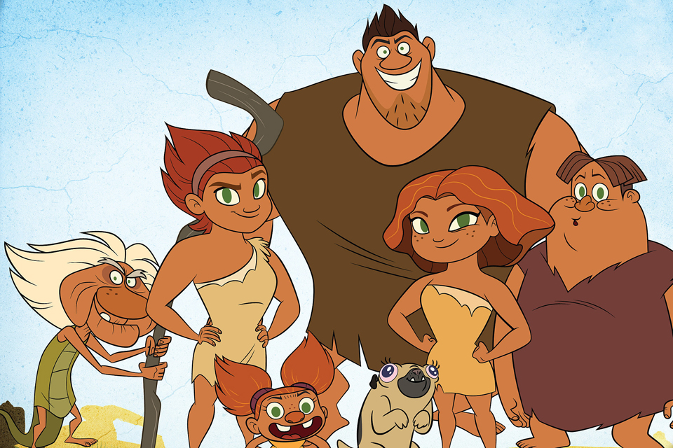trailer   u0026 39 dawn of the croods u0026 39  arrives on netflix this month