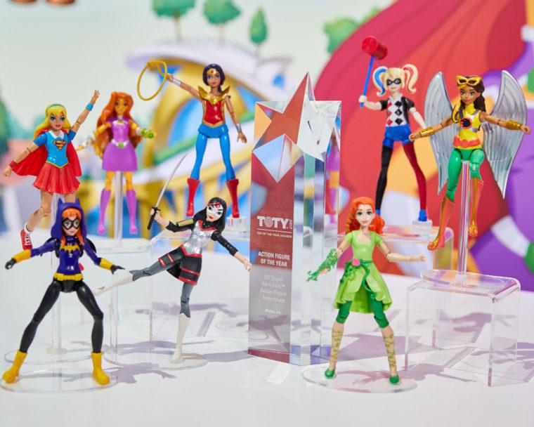 DC Universe toys