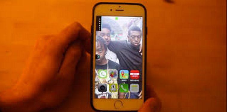 Dead Man's Phone