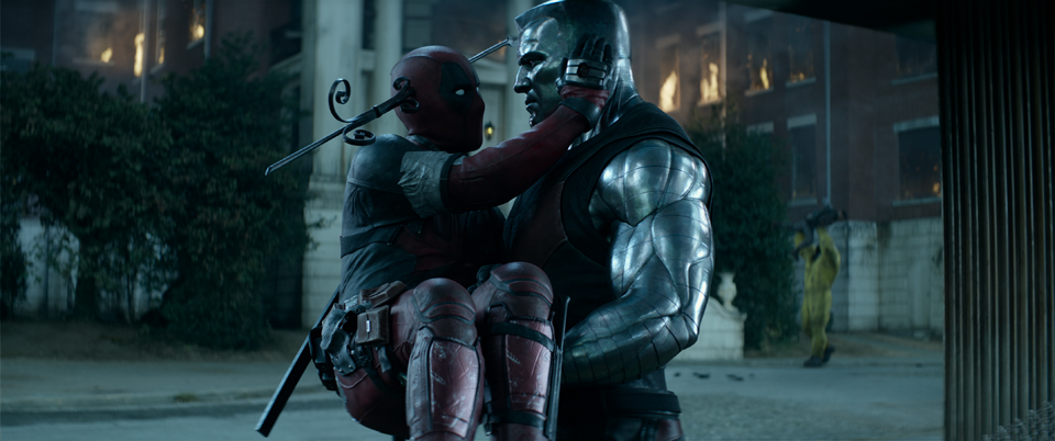 Framestore Delivers a Slice of the Action for 'Deadpool 2'