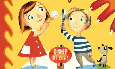Dinner Detectives: A Fearsome Beast and a Dumpling Feast