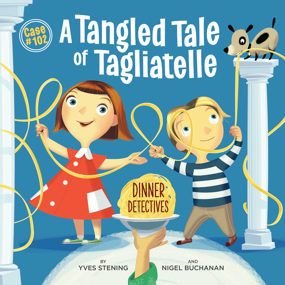 Dinner Detectives: A Tangled Tale of Tagliatelle