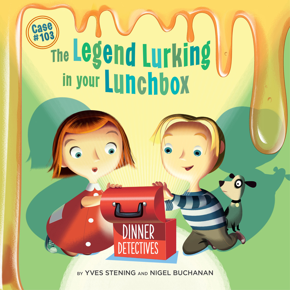 Dinner Detectives: The Legend Lurking in Your Lunchbox