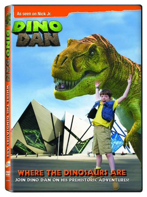Dino Dan: Where the Dinosaurs Are DVD