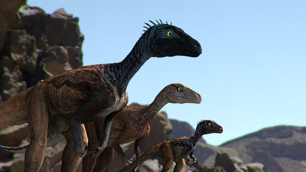Building the Perfect Beasts of Dinosaur Revolution | Animation ...