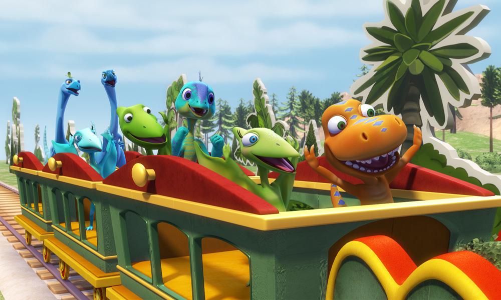Image result for dinosaur train