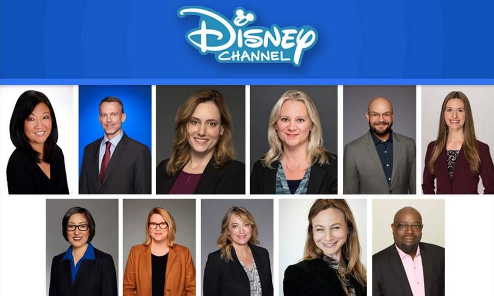 Disney Channel execs
