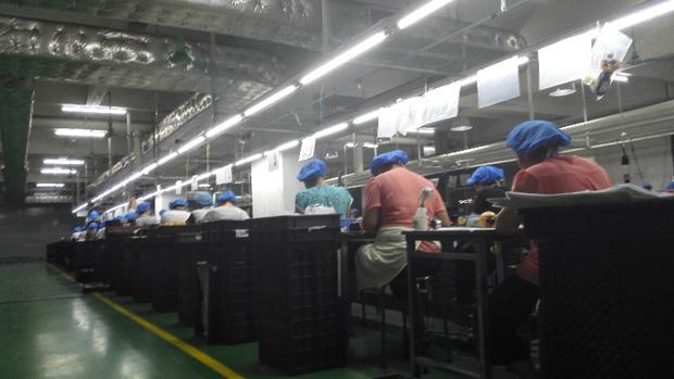 Disney toy factory