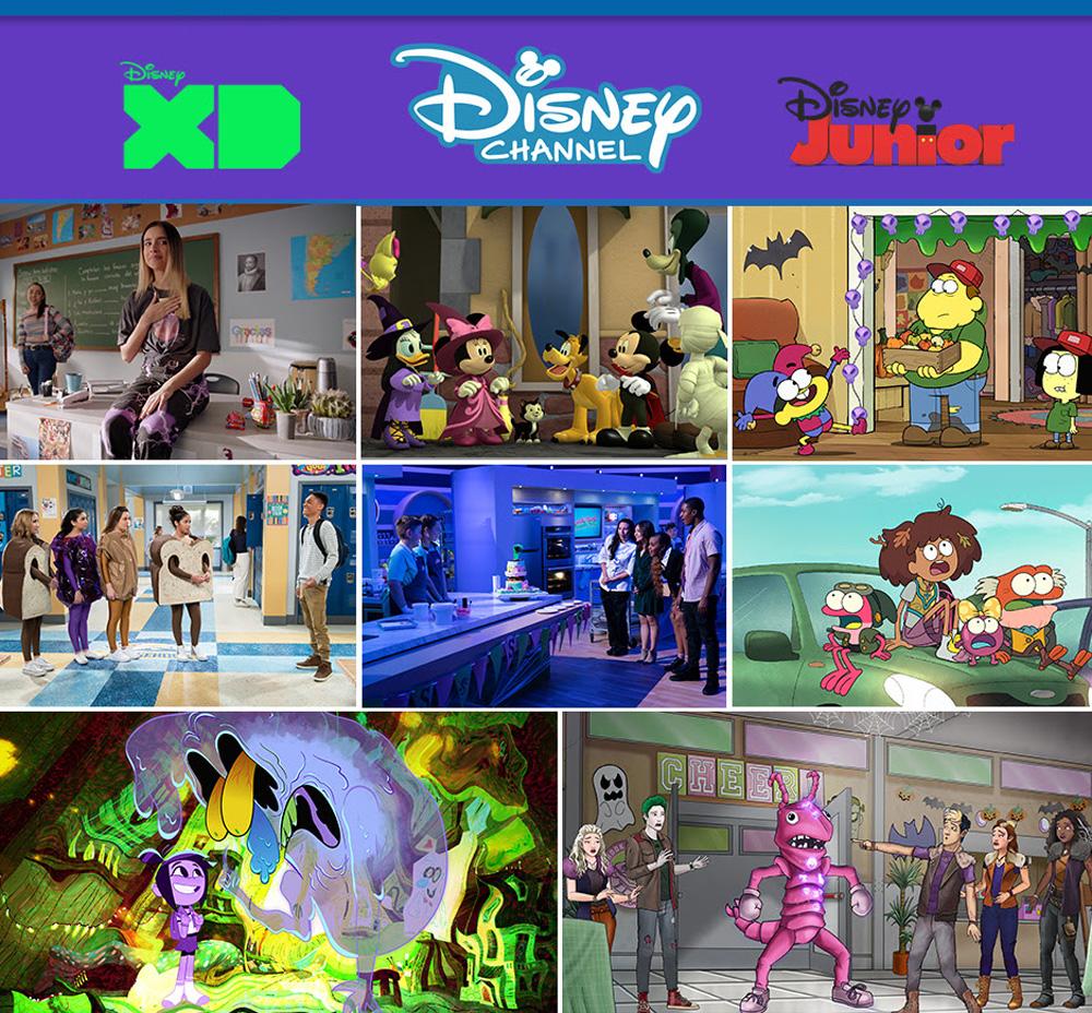 Disney TV Halloween highlights