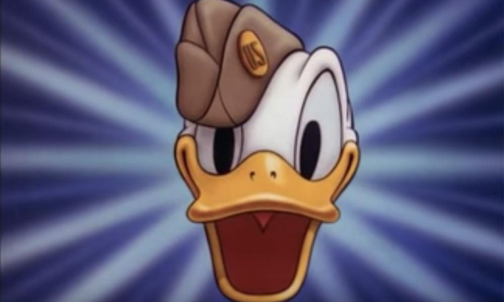 The Walt Disney Studios and World War II