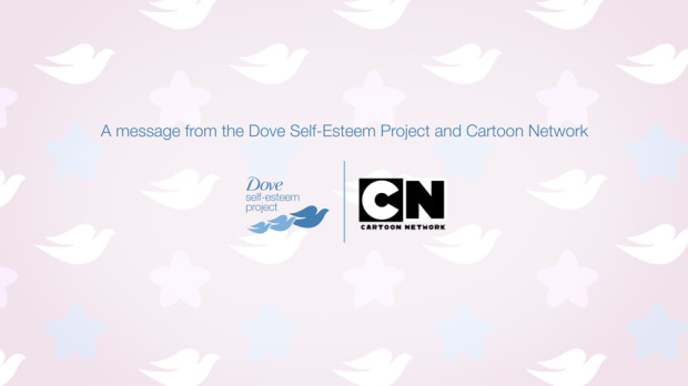 Dove Self-Esteem Project and Cartoon Network