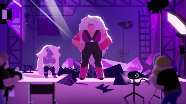 Dove Self-Esteem Project and Steven Universe