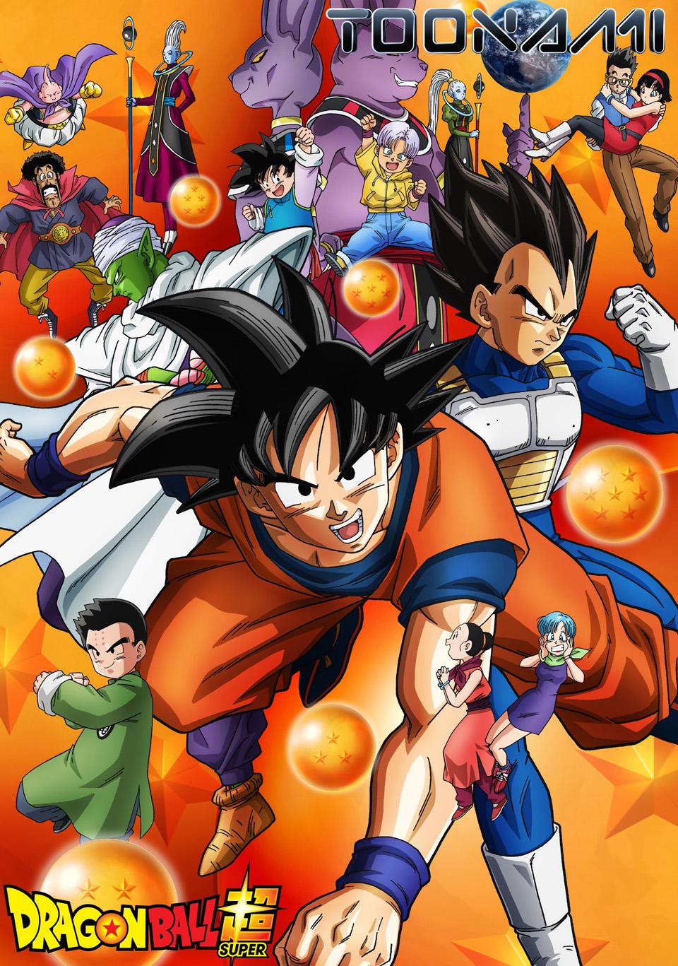 Turner Boomerang In Korea Toonami Asia Nabs Dragon Ball Super