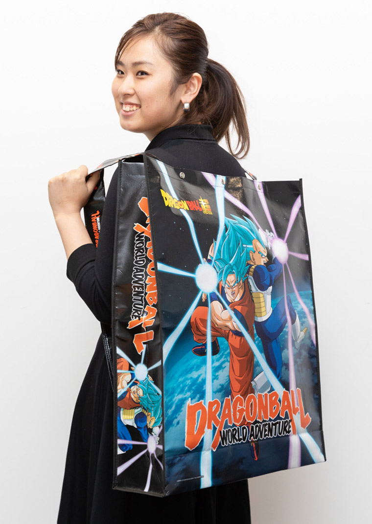 Dragon Ball tote bag