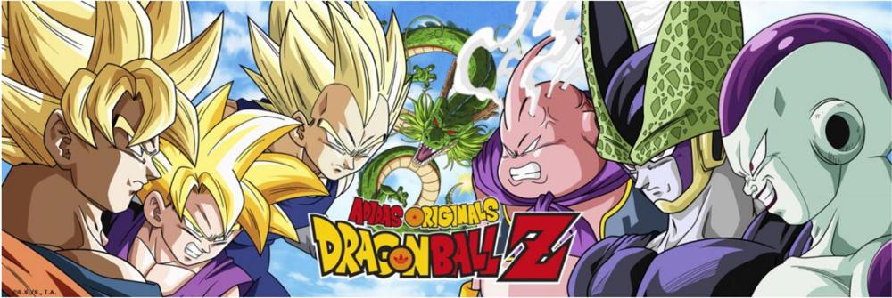 Adidas Originals Dragon Ball Z