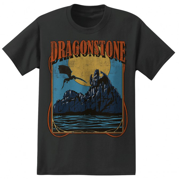 Game of Thrones Dragonstone Tee