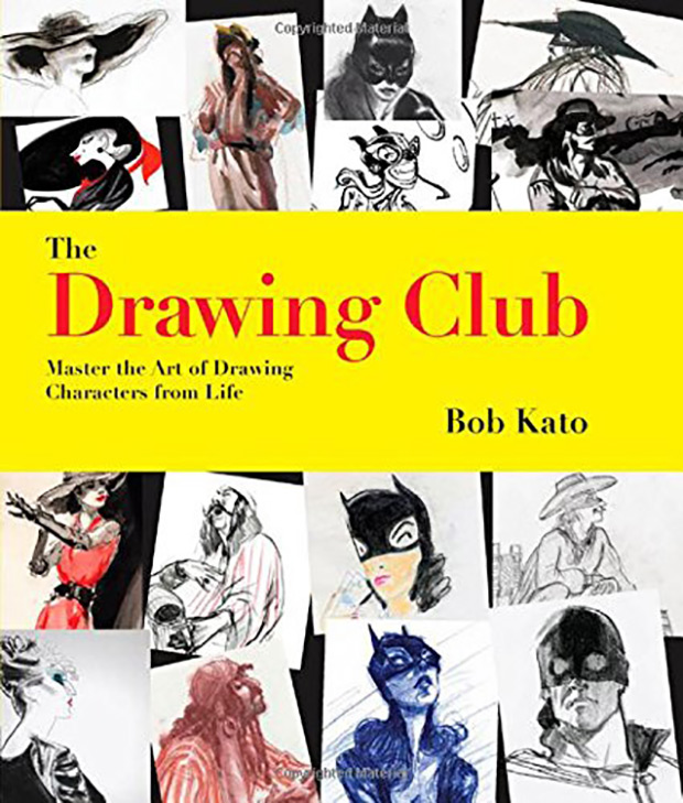 The Drawing Club: Mastering the Art of Drawing from Life<