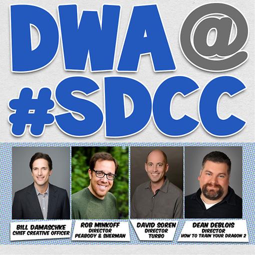 DWA @ SDCC