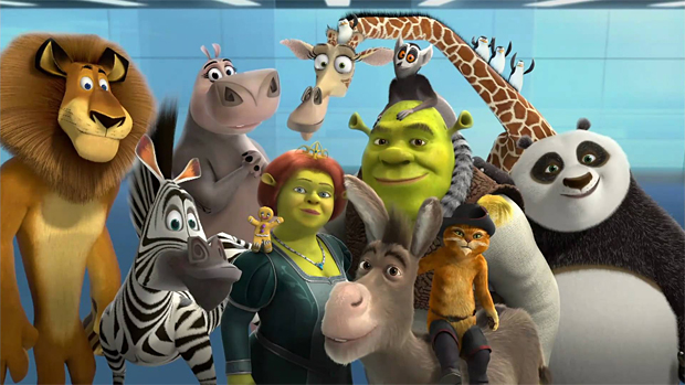 CJ E&M Boosts Korea Biz with DreamWorks Characters