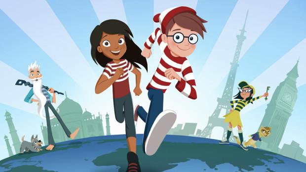 DreamWorks Where's Waldo?