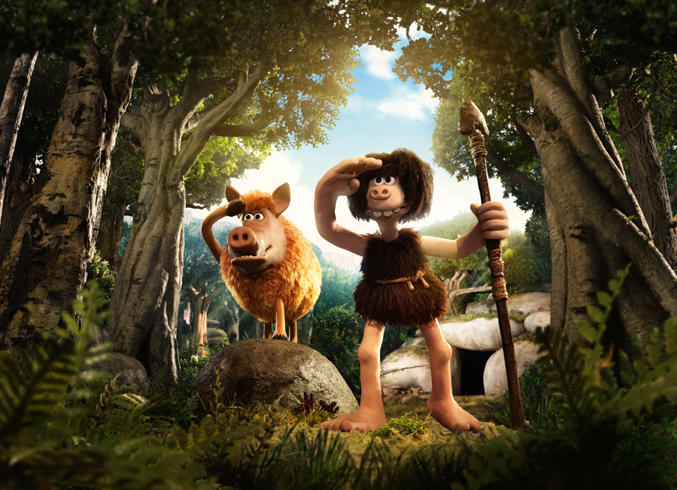 Eddie Redmayne is a Stone Age caveman in hilarious Early Man trailer