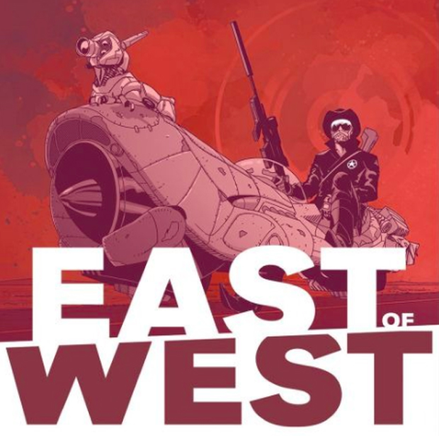 East of West, by Jonathon Hickman