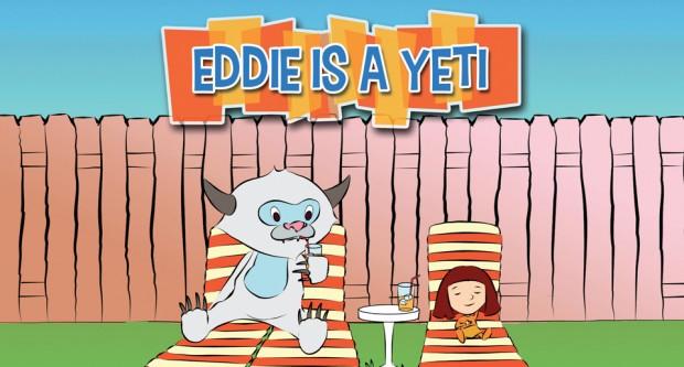Eddie is a Yeti