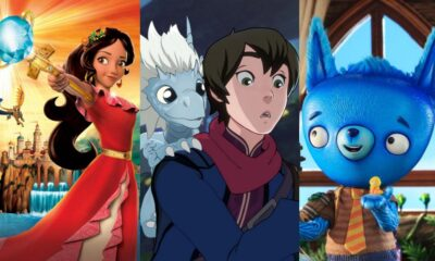 Elena of Avalor, Dragon Prince, Tumble Leaf