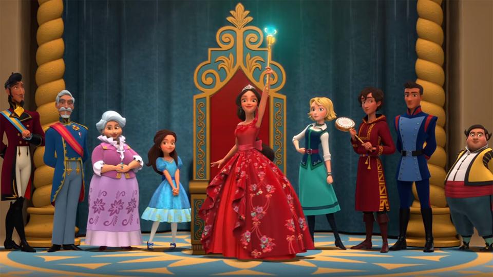 Disney Channel Orders Third Season Of Elena Of Avalor