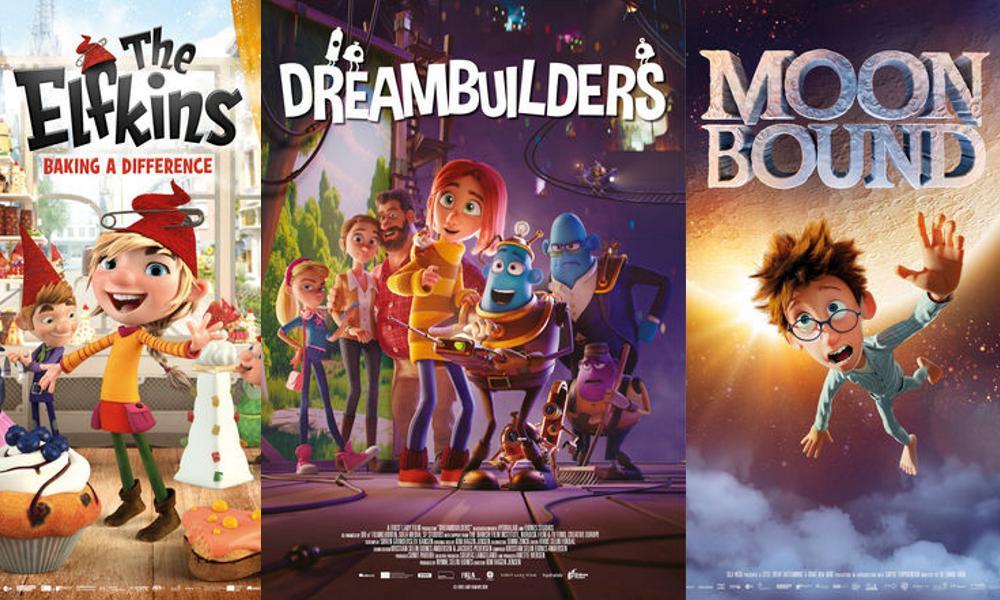 The Elkins, Dreambuilders, Moonbound