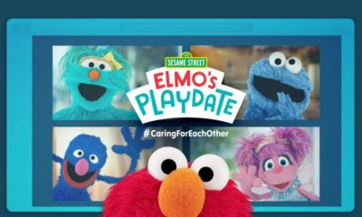 Elmo's Playdate