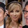 Eric Bauza, Tara Strong, and Tom Kenny