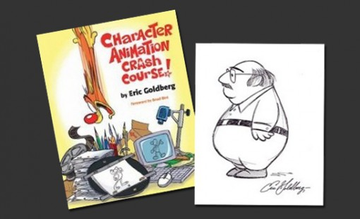 Character Design Crash Course : Eric goldberg teaches master class at laguna college