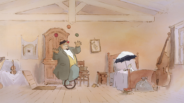 English Dub Of Ernest Celestine To Debut At Sundance