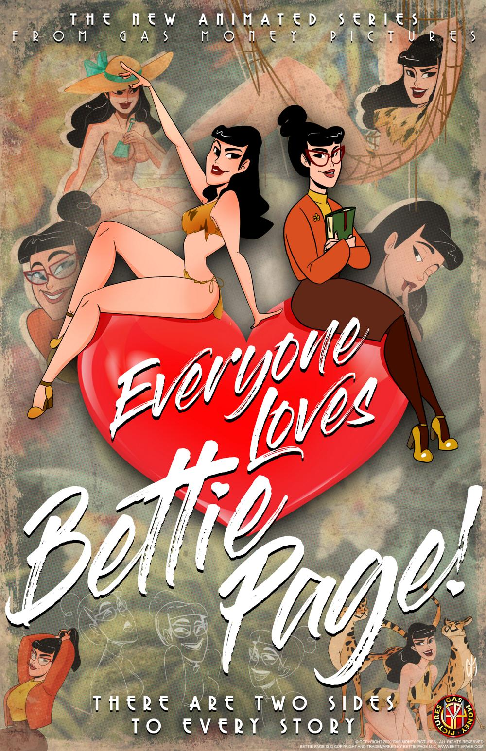 Everyone Loves Bettie Page!