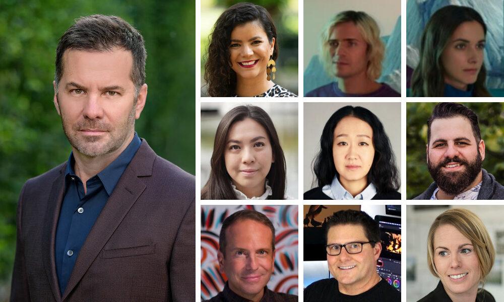 Gary Marsh | Victoria Alonso | Dattaguru Mahabal | Stephanie Betts | Deirdre Brenna | Damon Berger