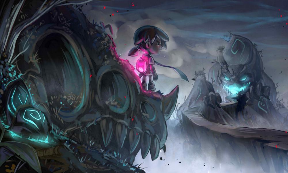 Concept sketch by Exodo Animation Studios (2020)