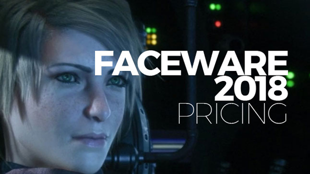 Faceware 2018 pricing