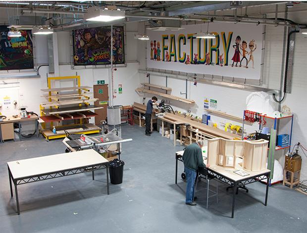 Factory Creative Engine