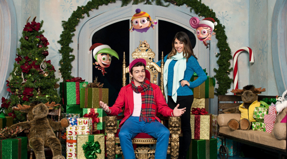 nickelodeon to debut new 39 fairly odd christmas 39 movie. Black Bedroom Furniture Sets. Home Design Ideas