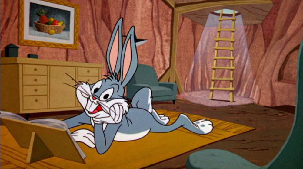 "False Hare, the final ""classic"" Bugs Bunny cartoon."
