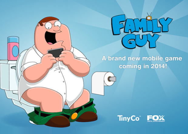 Fox to Release New 'Family Guy' Mobile Game