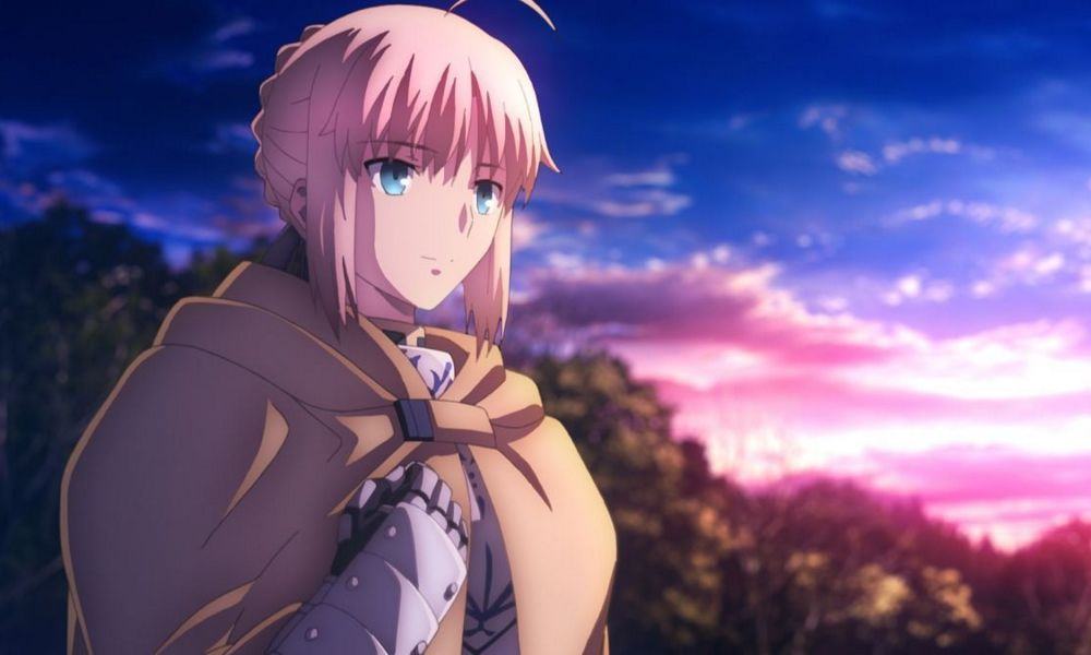Fathom Aniplex Bring Fate Stay Night Heaven S Feel Trilogy Back To Theaters Animation Magazine