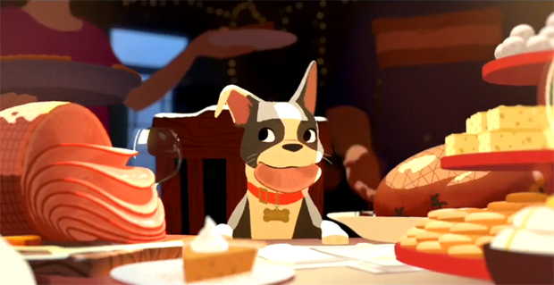 Preview Clip Released for Disney's 'Feast' | Animation Magazine