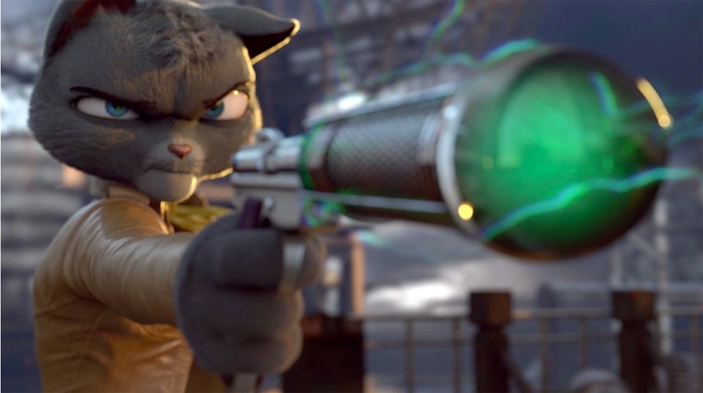 <i>Spycies </i>is one of the much-anticipated animated features produced by iQiyi Pictures.